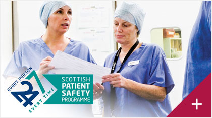 Scottish Patient Safety Program